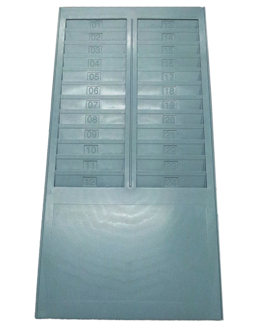 TimeCard Rack